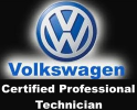 VW Certified Technician